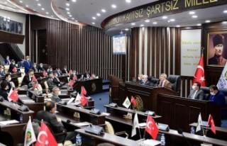 Büyükşehir, Şubat Ayı Meclis Toplantılarını...