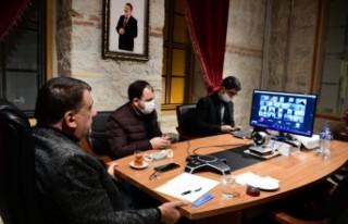 Eğitime Destek Platformu Ocak Ayı Toplantısı Yapıldı