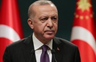 Cumhurbaşkanı Erdoğan, yüz yüze eğitim için...