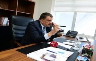 Gürkan, TRT GAP Radyo'ya Konuk Oldu
