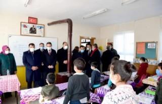 Gürkan'dan Yüz Yüze Eğitime Başlayan Öğrencilere...