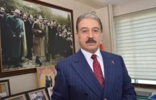 Keskin: 'Ahilik Kültürüne Sahip Çıkan Cumhurbaşkanımıza...