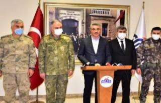 PKK Terör Örgütü Tarafından Şehit Edilen 13...