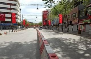 27-28 Mart Malatya'da sokağa çıkma yasağı...