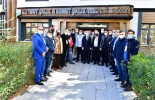 Başkan Çınar, 'Kayısı Çiçeği Şenliği'...