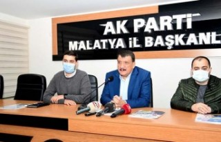 Başkan Gürkan AK Gençlik İle Bir Araya Geldi