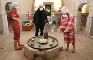 Battalgazi Belediyesi'ne Bağlı Müzeler Ziyarete...