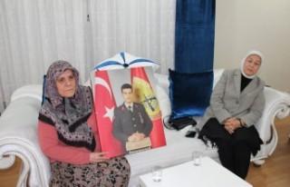 Gara şehitlerinden Semih Özbey'in annesi ilk kez...