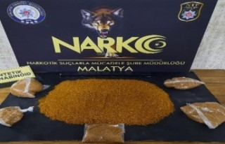 Malatya'da 2 Uyuşturucu Taciri Tutuklandı