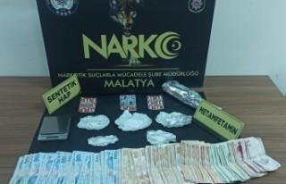 Malatya'da Narkotik Şube Torbacılara Göz Açtırmıyor:...