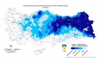 Meteorolojiden Malatya İçin Don Uyarısı