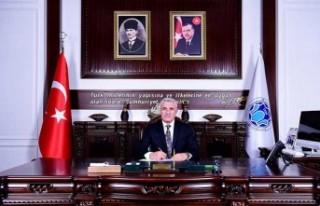Başkan Güder'den Özal Ve Fendoğlu'nu...