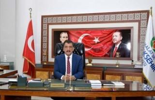 Başkan Gürkan'ın Ramazan Ayı Mesajı;