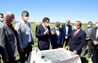 Başkan Gürkan, Sütlüce, Dilek Ve Topraktepe'de...