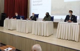 Battalgazi Meclisi, Nisan Ayı Olağan Toplantısı...