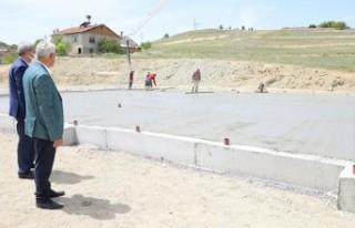Battalgazi'deki Gençlik Yatırımları Sürüyor