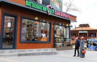 Battalgazi'nin Kalbi Kadın Kooperatifi Kafe Market...