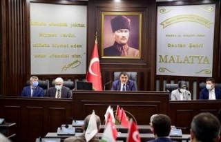 Büyükşehir Belediye Meclisi Nisan Ayı Toplantısı...
