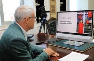 Çocuklar Sordu, Başkan Güder Cevapladı
