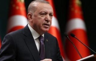 Erdoğan Açıkladı! 21 Gün Tam Kapanma Başlıyor