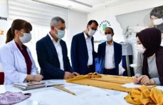 Kültürel Yatırımlar Yeşilyurt'un Gelişen Yüzü...