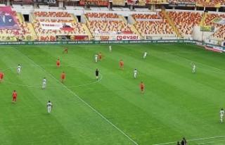 Maç Sonucu: Yeni Malatyaspor 2-1 Ankaragücü