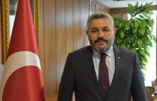 Malatya TSO Başkanı Sadıkoğlu: 'Hizmet ve...