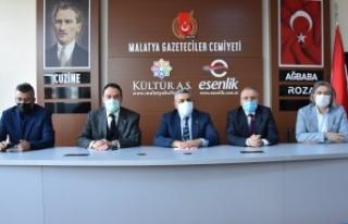 Malatya TSO Başkanı Sadıkoğlu'ndan MGC'ye...