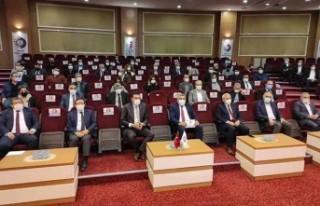 Malatya TSO'da 'SAHA İstanbul Malatya Buluşması'...