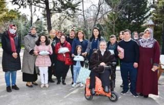 Özel Gereksinimli Çocuklar Gürkan Ailesi'nin...