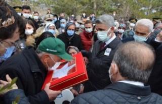 Şehit Hacı Halil Kızılay Son Yolculuğuna Uğurlandı