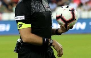 YMS-Ankaragücü maçının hakemi belli oldu