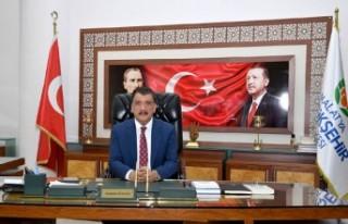 Başkan Gürkan'dan 1 Mayıs Mesajı