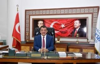 Başkan Gürkan'dan Anneler Günü mesajı