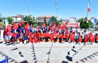 Güçlü Türkiye, Gençlerimizin Omuzlarında Yükselecek