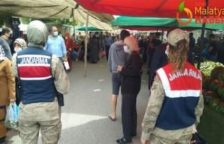 İzin verildi vatandaş pazar yerlerini doldurdu