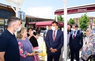 'Kayısı Çiçeği Festivali' İlk Meyvesini...