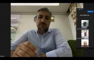 SP Malatya İl Başkanlığı, Mayıs ayı il divan...