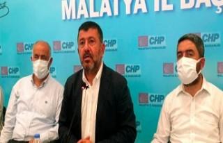 Ağbaba, Malatyaspor'a siyaset sokanlar Malatya'ya...