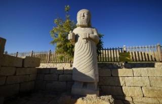 Arslantepe'nin Unesco Dünya Kalıcı Listesine...