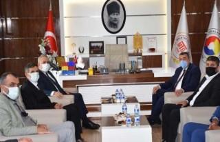 Bakan Yardımcısı Mehmet Hadi Tunç'tan Malataya...