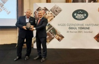 Başkan Çınar, Tarihi Kentler Birliğinden Kahve...