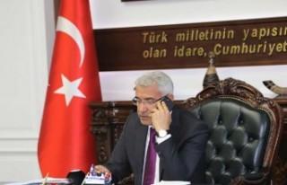 Başkan Güder,'Tekstilkent Projesi'nin Yüzde...