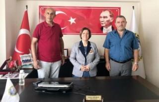 Başkan Koçak'tan BİMYAD Genel Merkezine Ziyaret