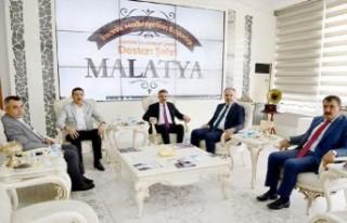 Bursa Büyükşehir Belediye Başkanı Aktaş'tan...