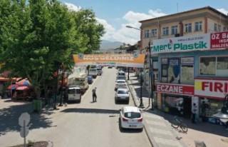 Lezzet Caddesi Etkileyici Atmosferiyle Malatyalılarla...