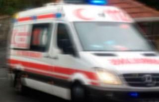 Merdivenlerden Düşen Yaşlı Kadın Hayatını Kaybetti