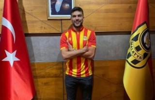 Oussama Haddadi Yeni Malatyaspor'da