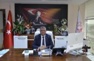 Başhekim Erdal Aktürk,  Görevinden Ayrıldı