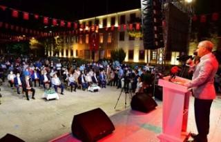 Başkan Çınar'dan 15 Temmuz Demokrasi ve Milli...